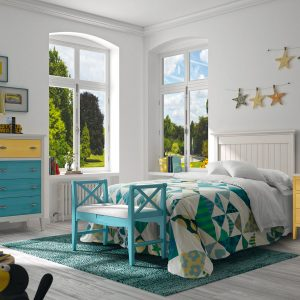 Dormitorio Juvenil Niger 18J Grupo Seys Muebles Toscana