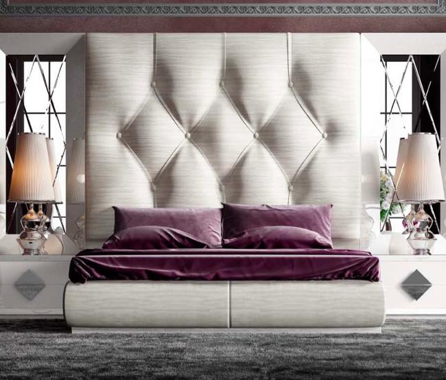 Dormitorio contemporáneo