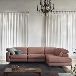 Sofá chaiselonge deslizante