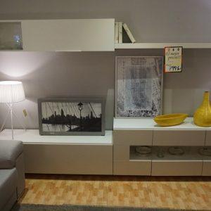 Salón moderno oferta exposición