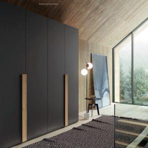 Armario YM605 Muebles Toscana