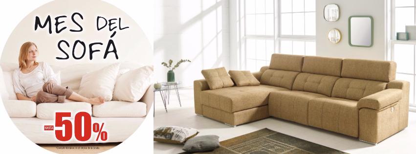 Mes del sofá en Muebles Toscana