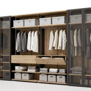Closet de Lagrama Muebles Toscana