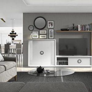 Anabel Blanco. Mueble de salón