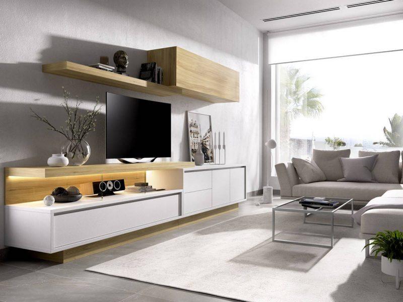 Salón moderno Duo 4 de Rimobel