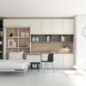 Cama abatible Vita 22 Muebles Toscana