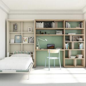 Cama abatible Vita 23 Muebles Toscana