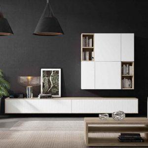 Salón moderno Lanmobel 1 Muebles Toscana