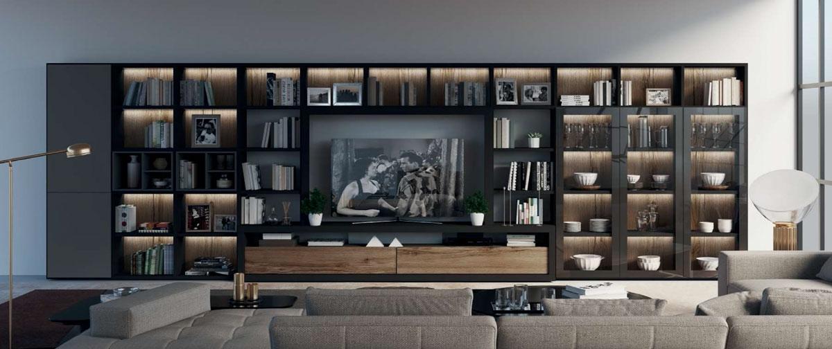 Libreria Piñero y cabrero de Muebles Toscana 2