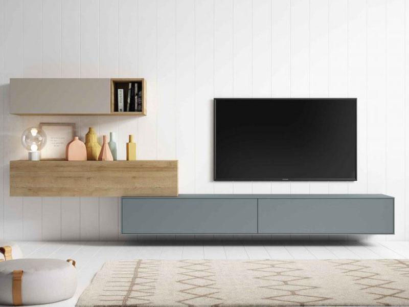 Salón moderno Lanmobel 14 Muebles Toscana