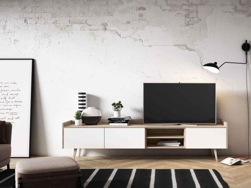 Salón moderno Lanmobel 22 Muebles Toscana