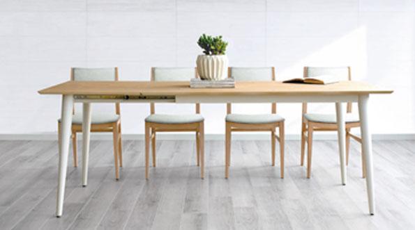 Mesa comedor Vecare estilo nordico muebles Toscana