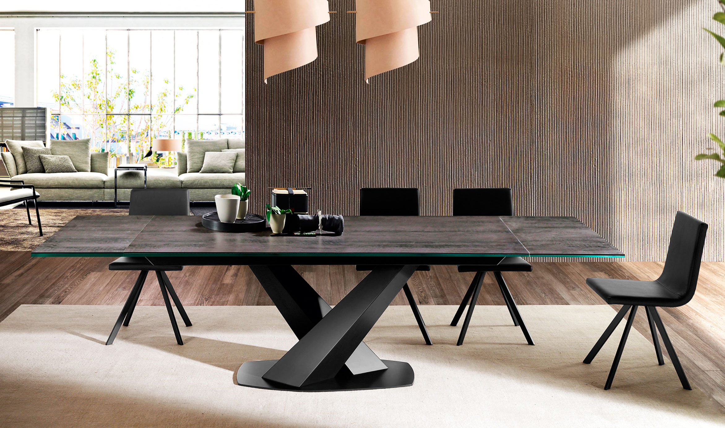 Mesa extensible Victory Muebles Toscana