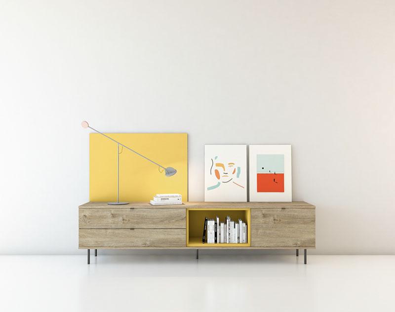 Mueble de Salon modular VITA JJP 02 Muebles Toscana