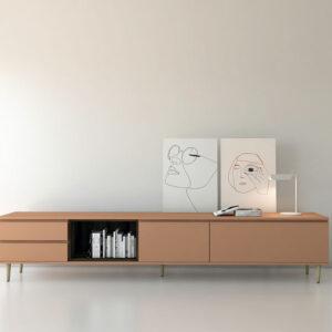 Mueble de Salon modular VITA JJP 05 Muebles Toscana