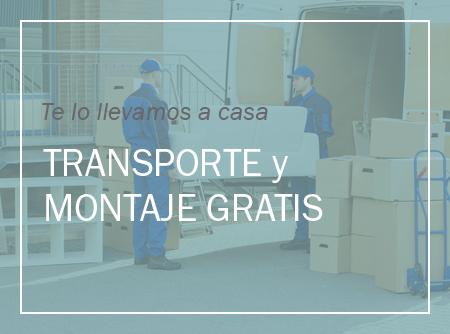 muebles toscana transporte y montaje gratis