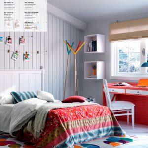 Muebles toscana dormitorio juvenil colonial