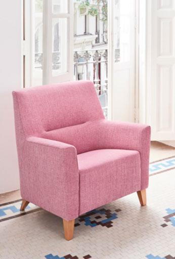 Muebles Toscana butaca moderna cualquier ambiente