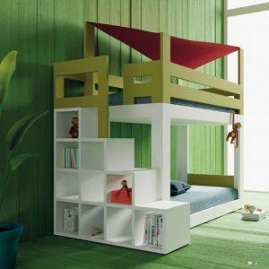 Muebles Toscana dormitorio Cabaña