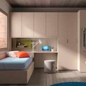 Muebles Toscana dormitorio JJP3
