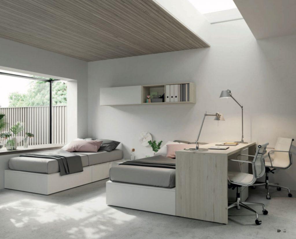 Muebles Toscana dormitorio JJP4