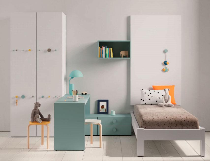 Muebles Toscana dormitorio Pukka