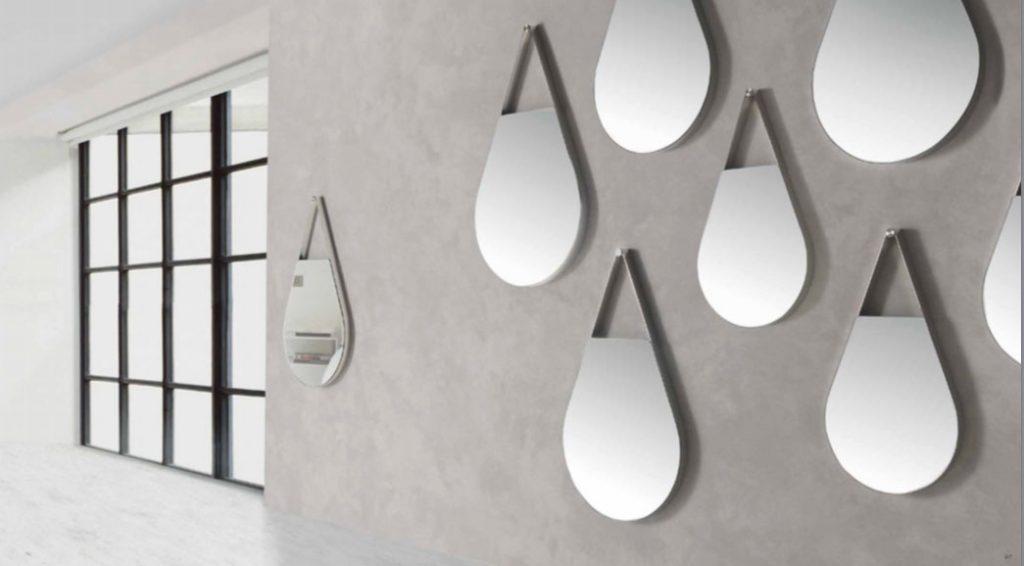 Muebles Toscana espejo gota de agua