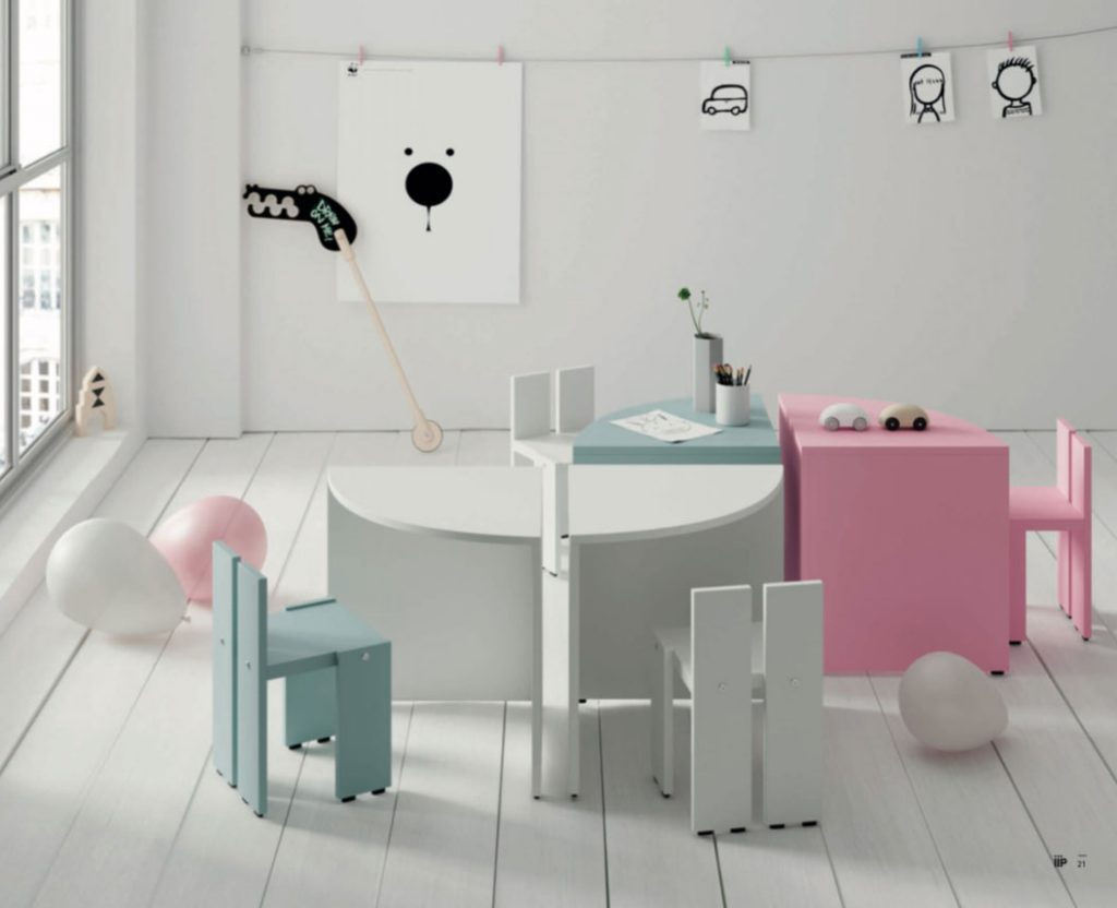 Muebles Toscana mesa Pukka