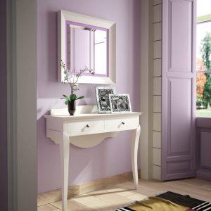 Muebles Toscana recibidor colonial romántico