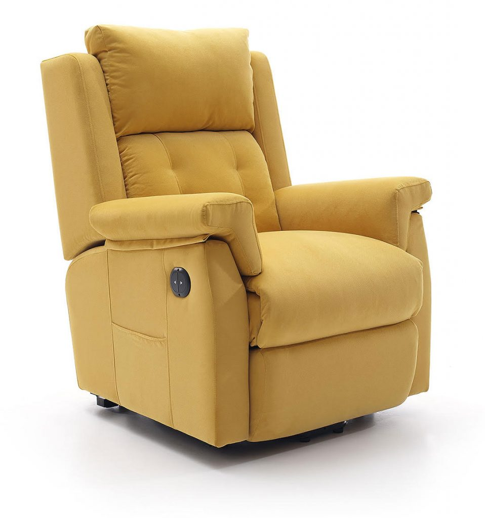 Muebles Toscana sillón moderno ambientes diversos
