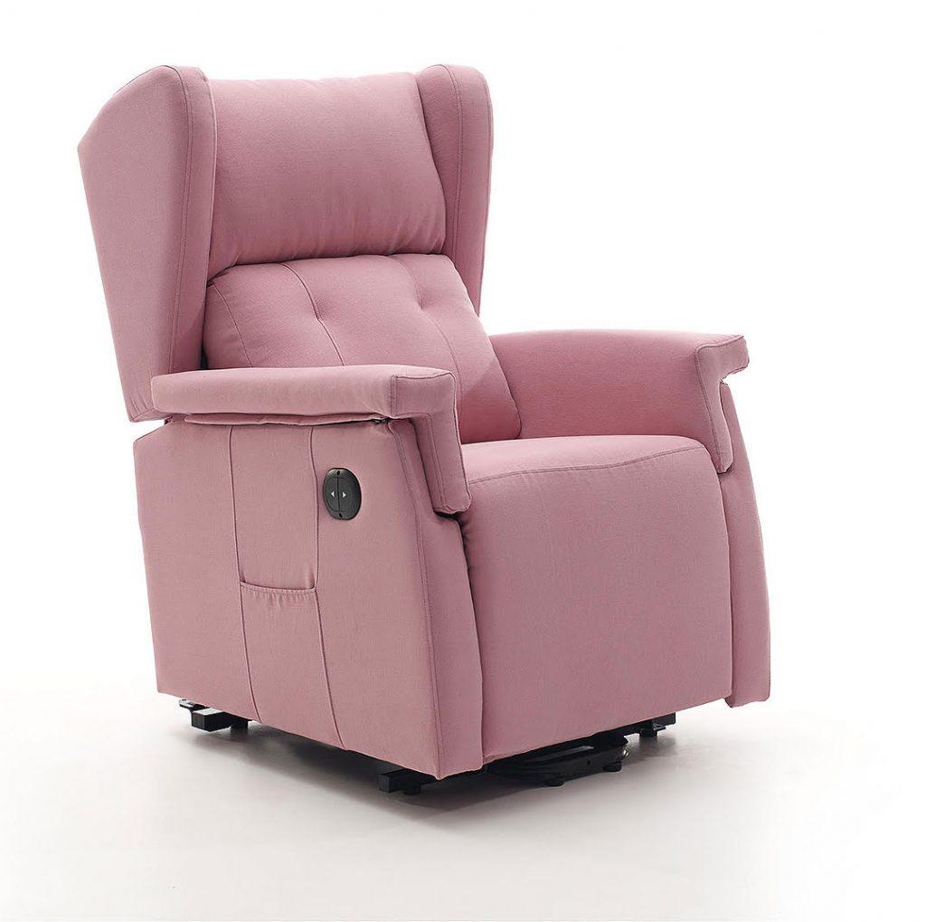 Muebles Toscana sillón moderno reclinable USB