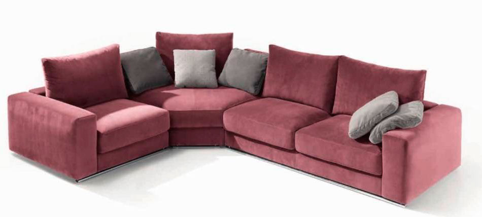 Sof modular moderno de rinconera muebles toscana - Sofa rinconera moderno ...