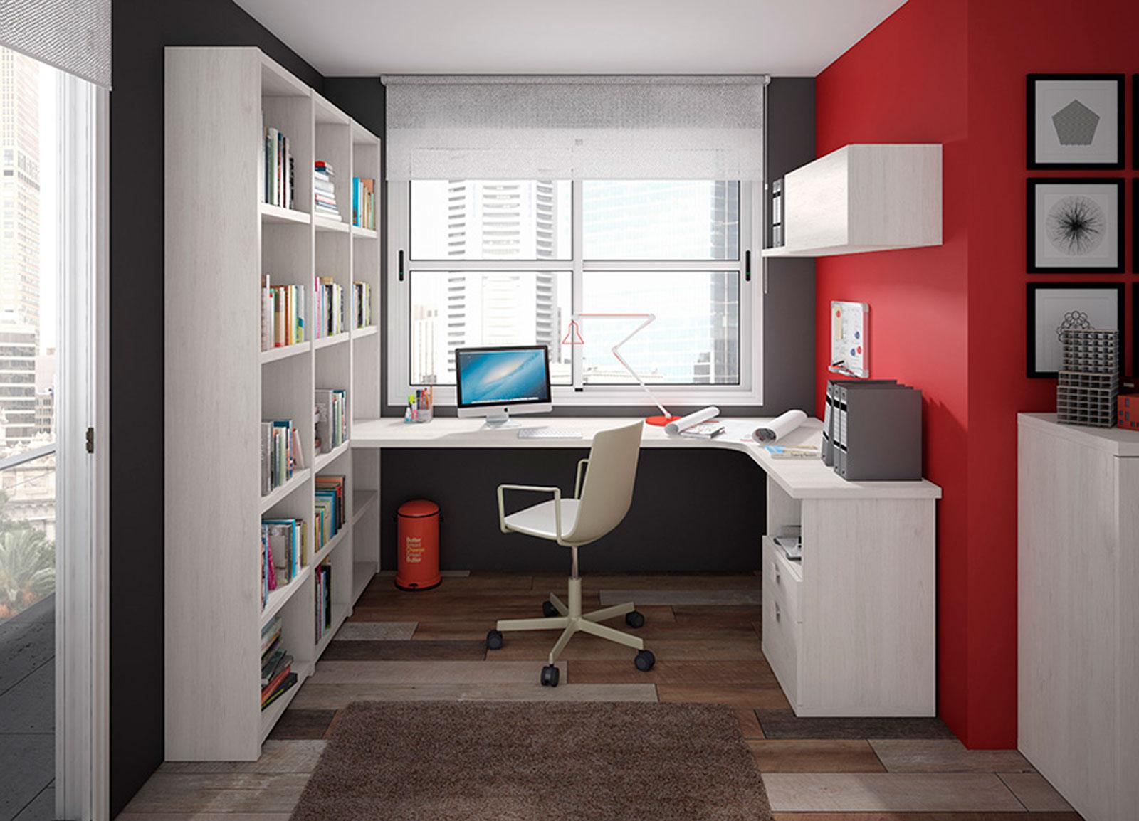 Conjunto despacho oficina de Muebles Toscana