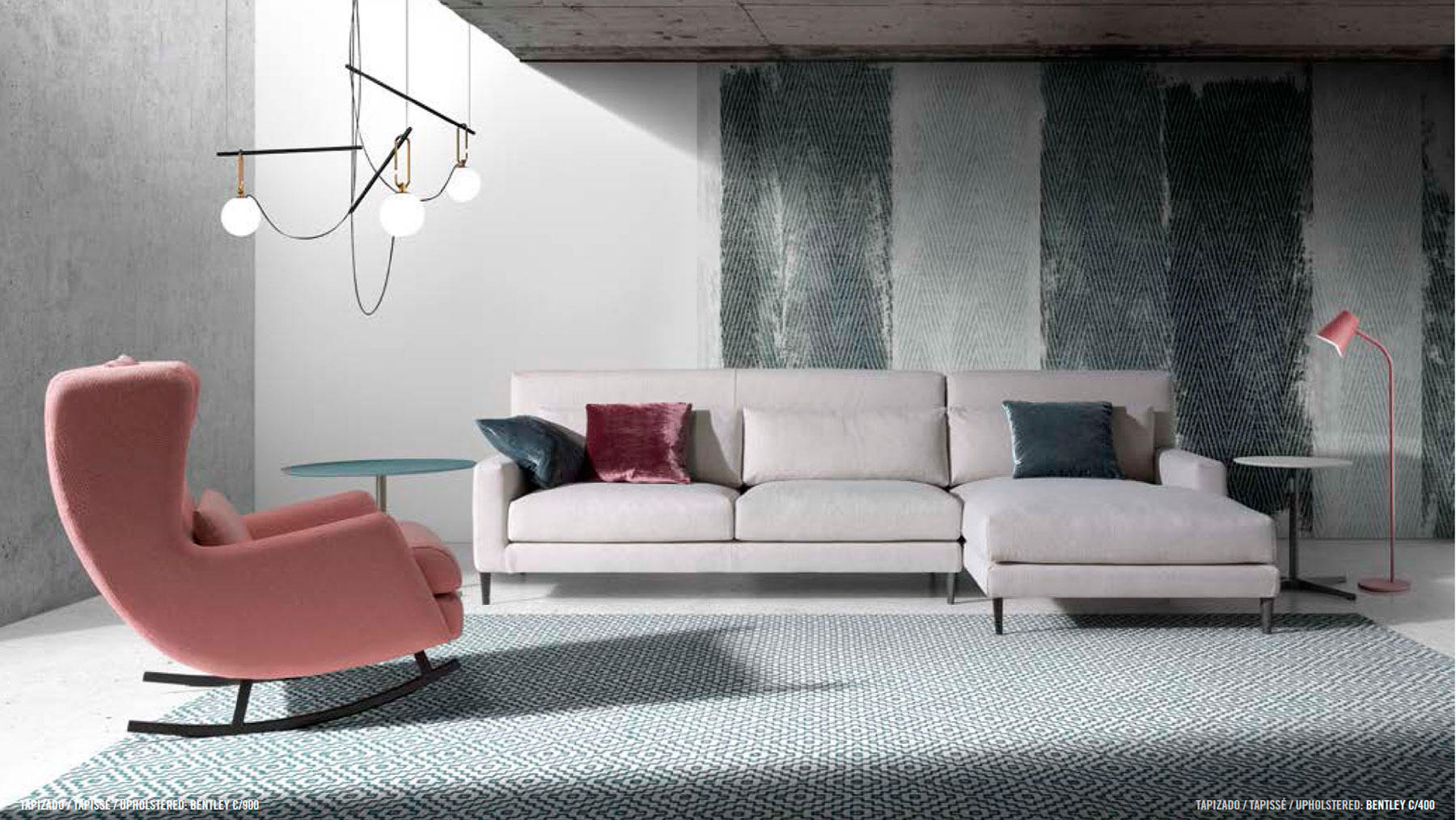 SofaS ENEAS+ Muebles Toscana