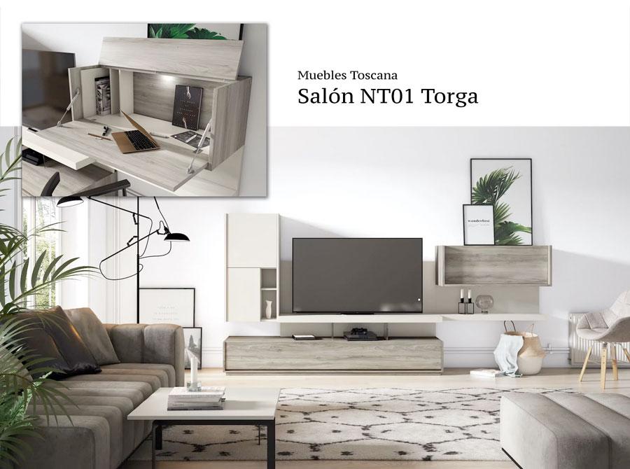 Salon NT01 Torga Muebles Toscana