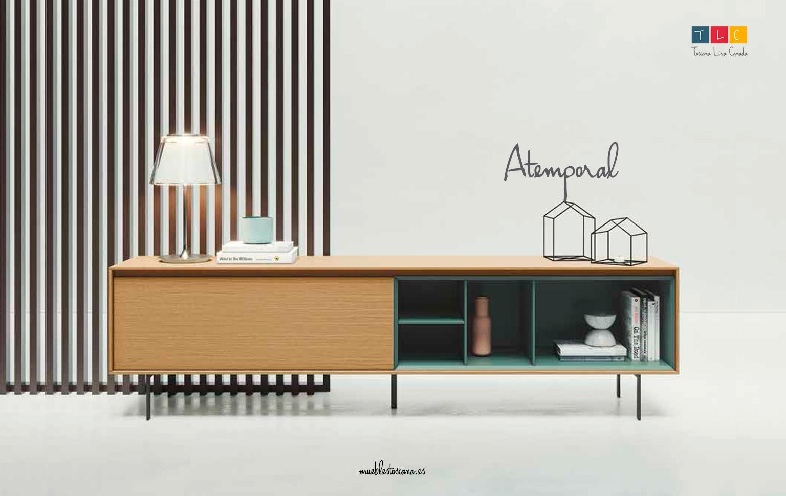 Salon moderno_KR8600_muebles-Toscana