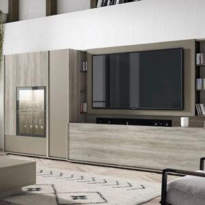 Salon moderno Torga NT36 Muebles Toscana