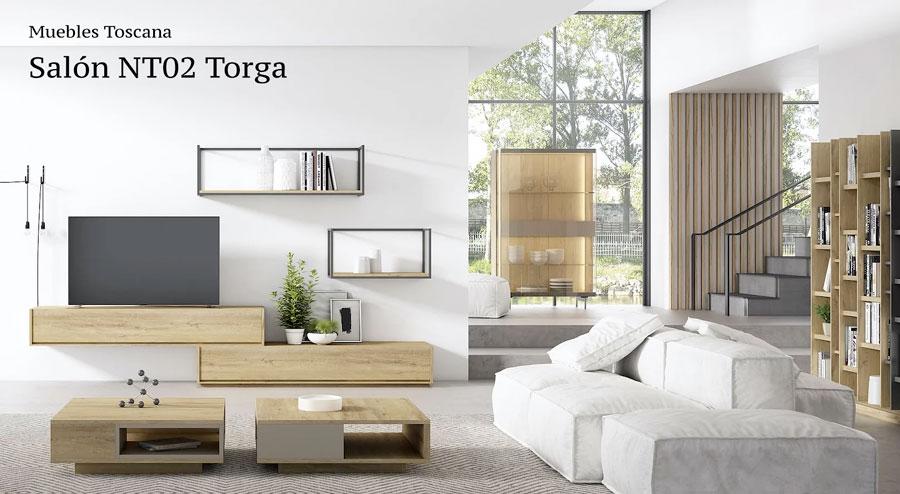 Salon NT02 Torga Muebles Toscana