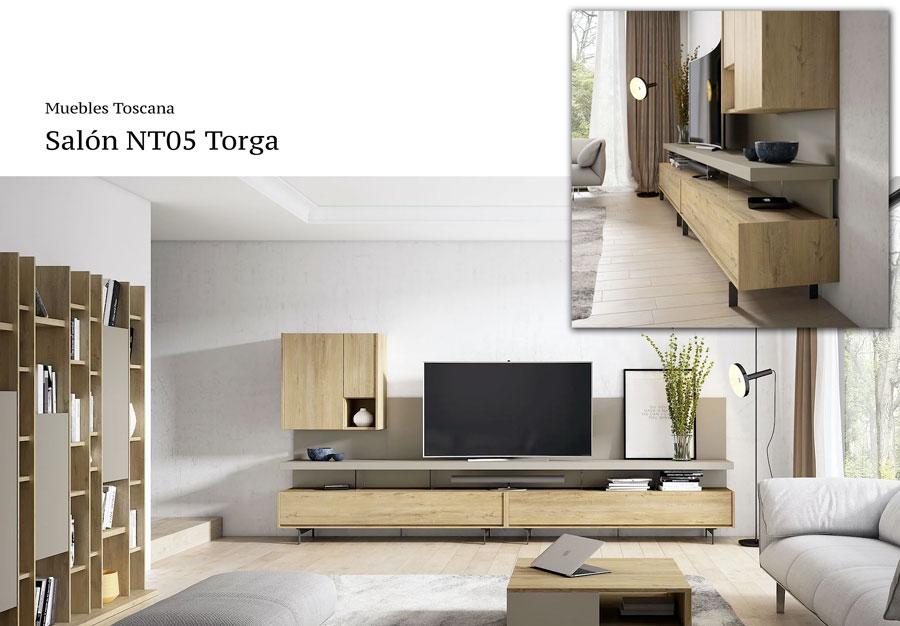 Salon NT05 Torga Muebles Toscana