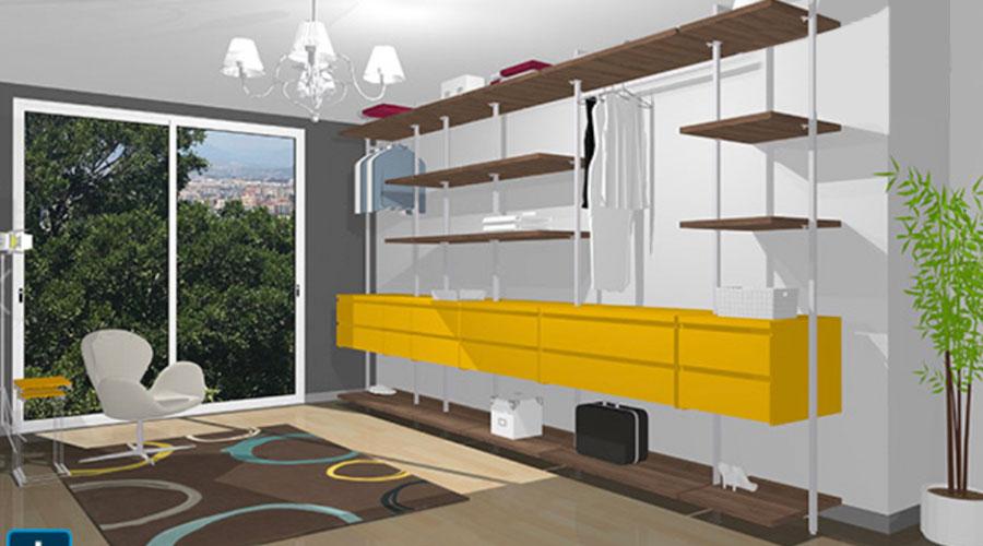 Proyectos_3D_vestidor_Muebles