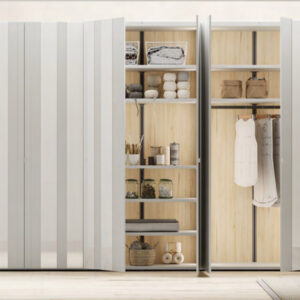 armario modular Lagrama Muebles Toscana