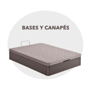 Bases y canapés