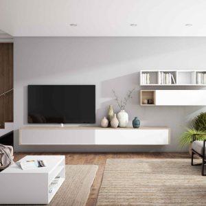 Salón moderno Lanmobel 12 Muebles Toscana