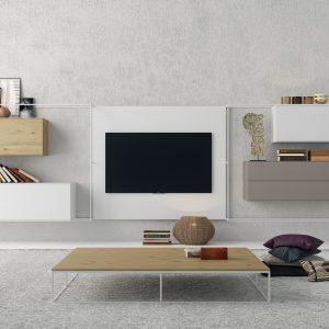 Salón moderno Besform 74 Muebles Toscana