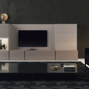 Salón moderno Besform 86 Muebles Toscana