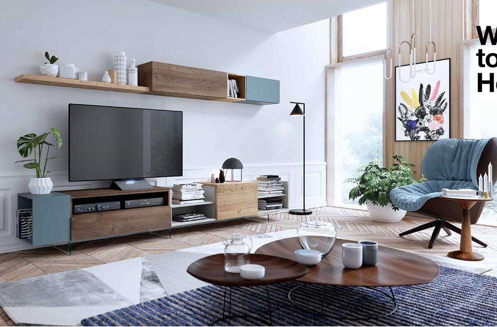 Mueble de salon CK11
