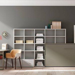 Cama abatible horizontal de Lagrama Muebles Toscana