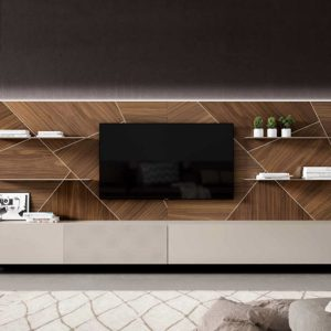 Salón moderno Cubimobax 14 Muebles Toscana