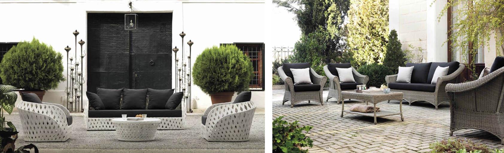Muebles exterior de Muebles Toscana