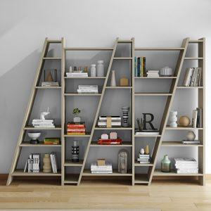 Estanteria_delta_005-bookcase-mate_grey_Muebles Toscana